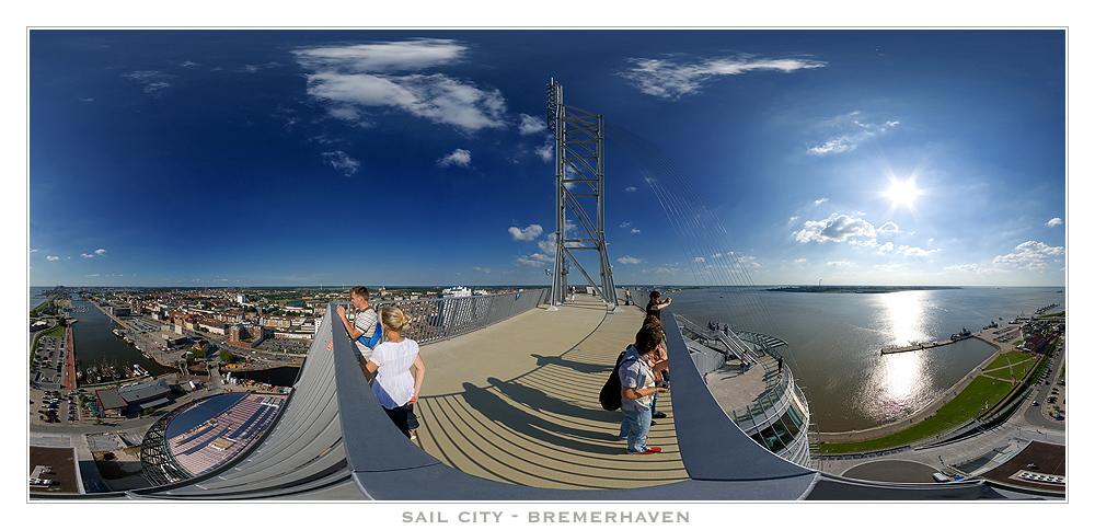 Sail City 360°