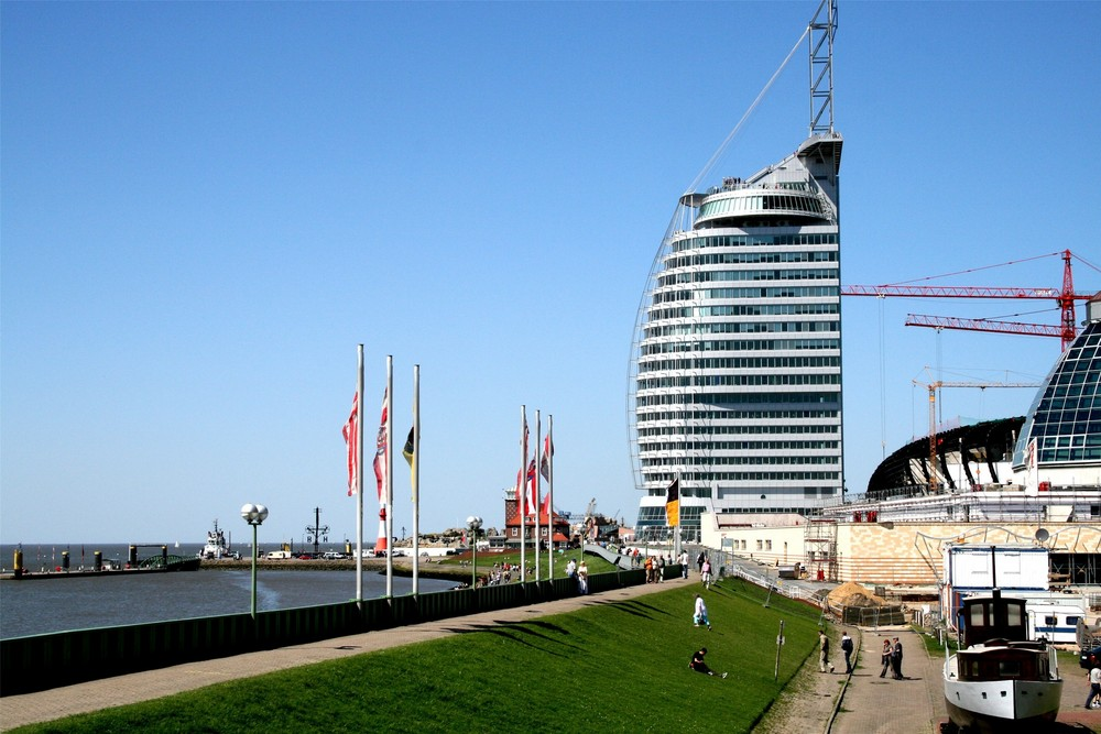 SAIL City Bremerhaven