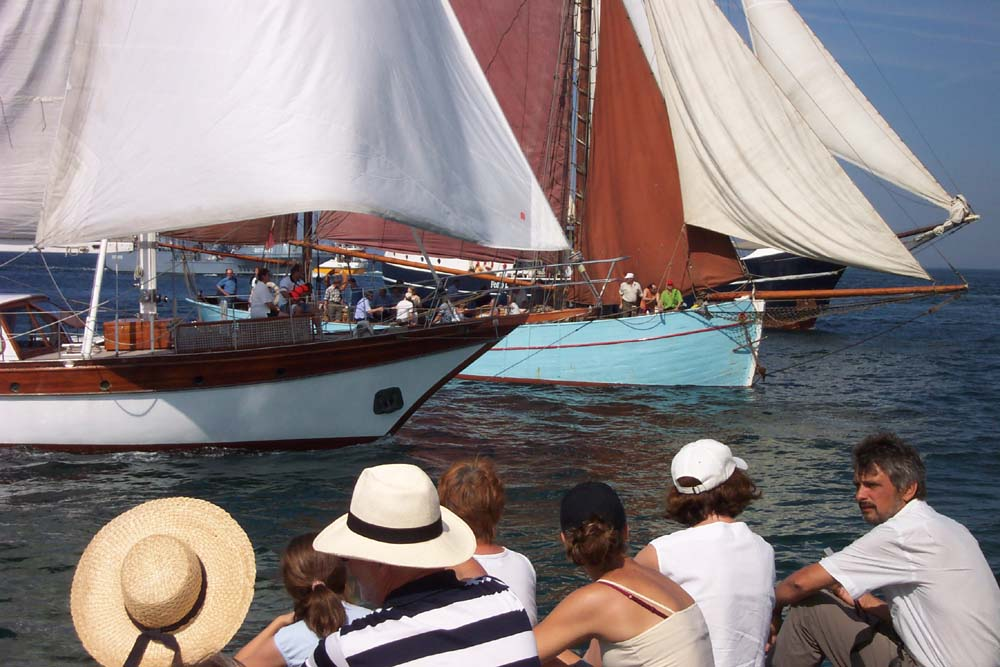 Sailing von Natalie Becker