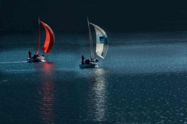 Sailing Challenge.....