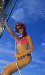 Sailing ;-)  mit B.