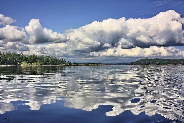 Sailing Through The Clouds
