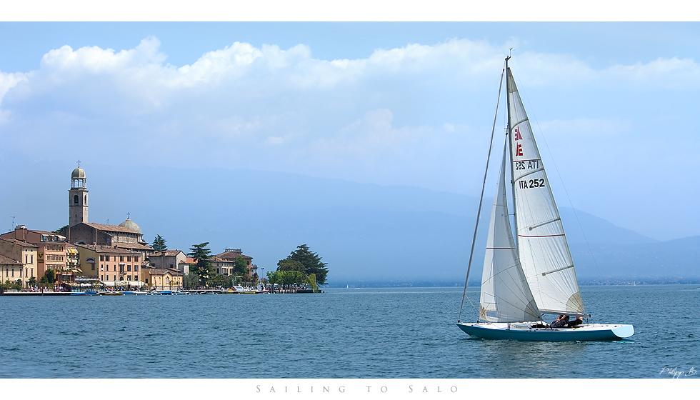 Sailing to Salo