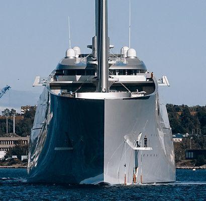 Sailing Yacht A six