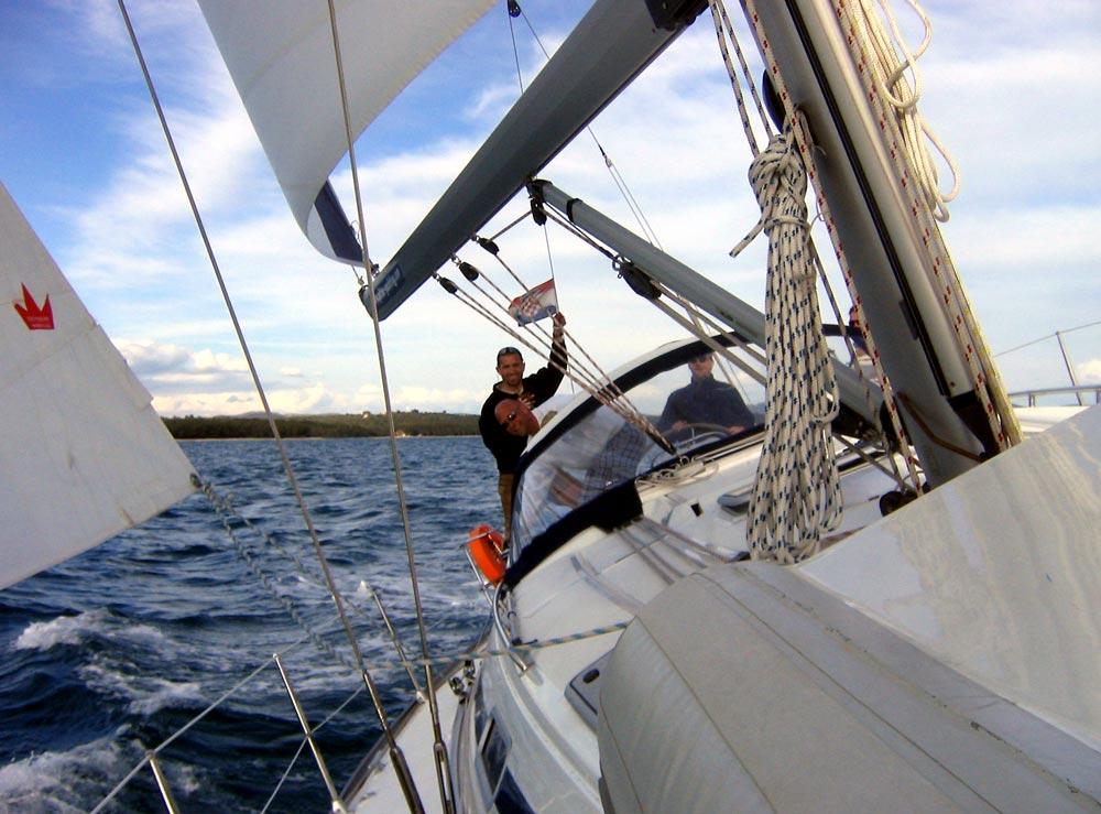...sailing2...Kornaten 2004
