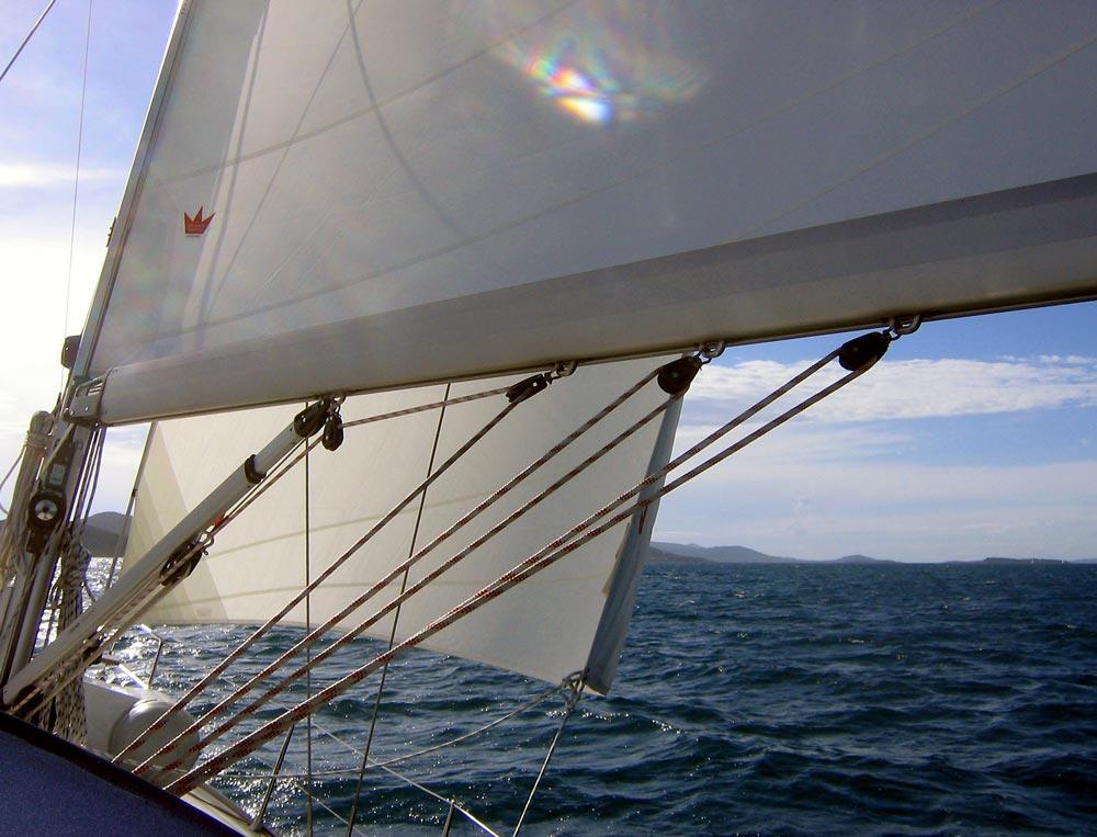 ...sailing...Kornaten 2004