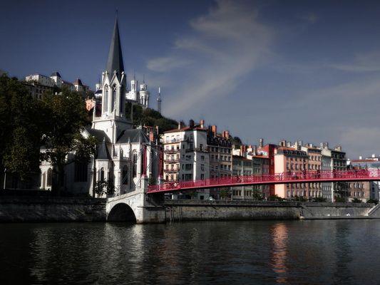 Saint George et Fourvière - Lyon