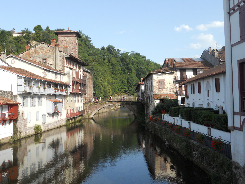saint jean pied de port, le pays basque à l'honneur !