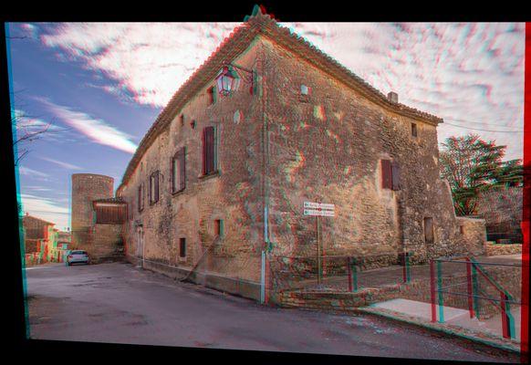 Saint Laurent la Vernede