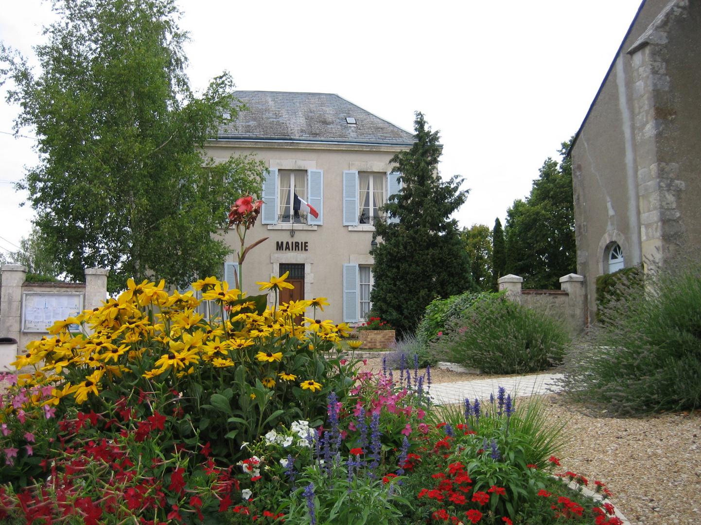 Saint-Léonard-en-Beauce Mairie