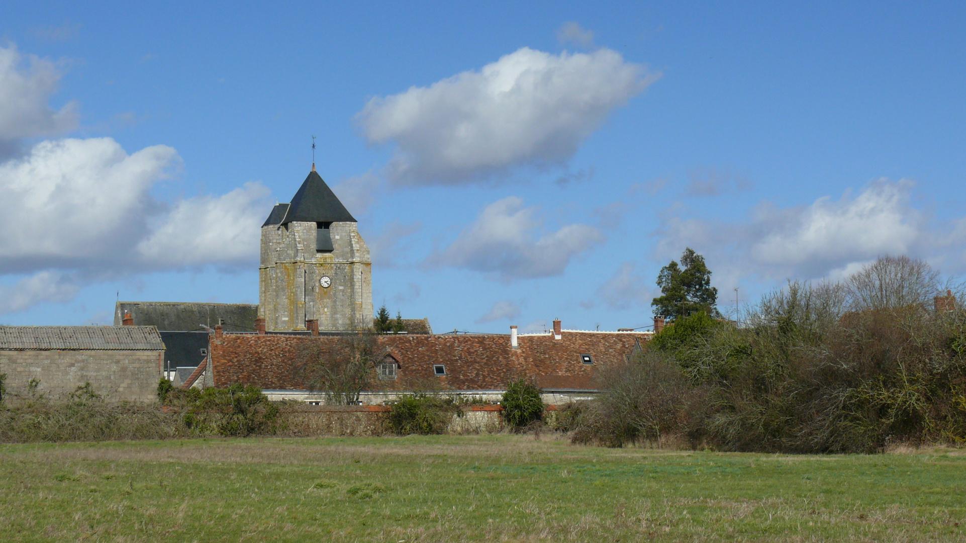 Saint-Léonard-en-Beauce - son église