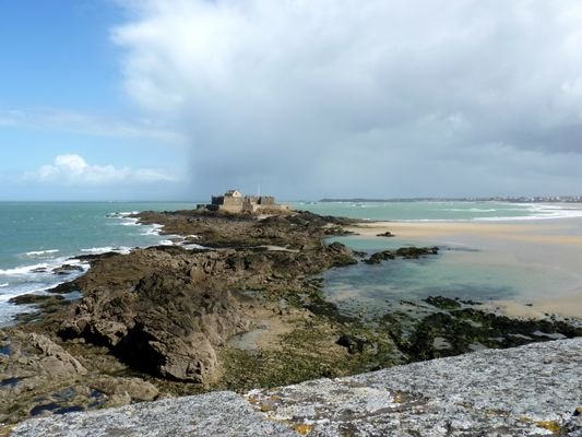 Saint-Malo, Fort National
