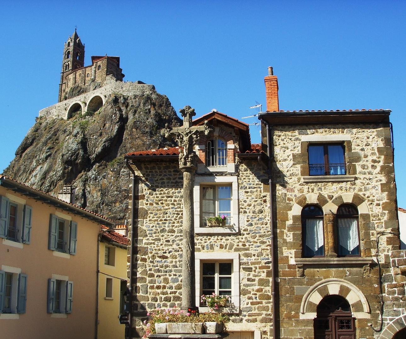 Saint Michel d'Aiguilhe - Le Puy en Velay