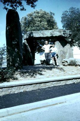 Saint Nazaire - août 1961