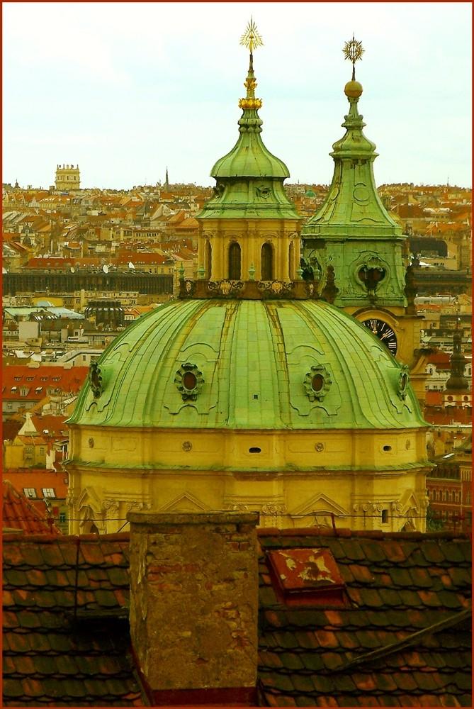 Saint Nicolas à Prague ...