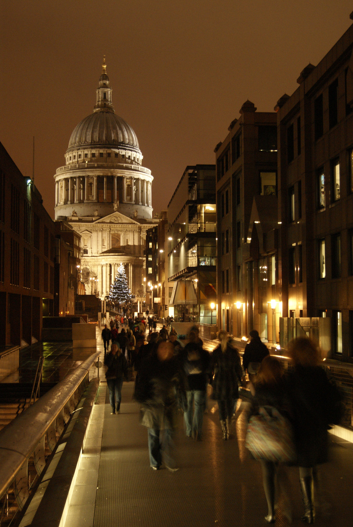 Saint Paul's Cathedral, Londres