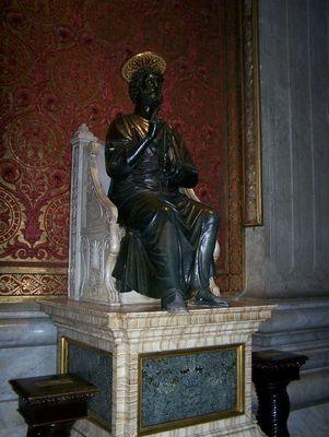 Saint Pierre a rome