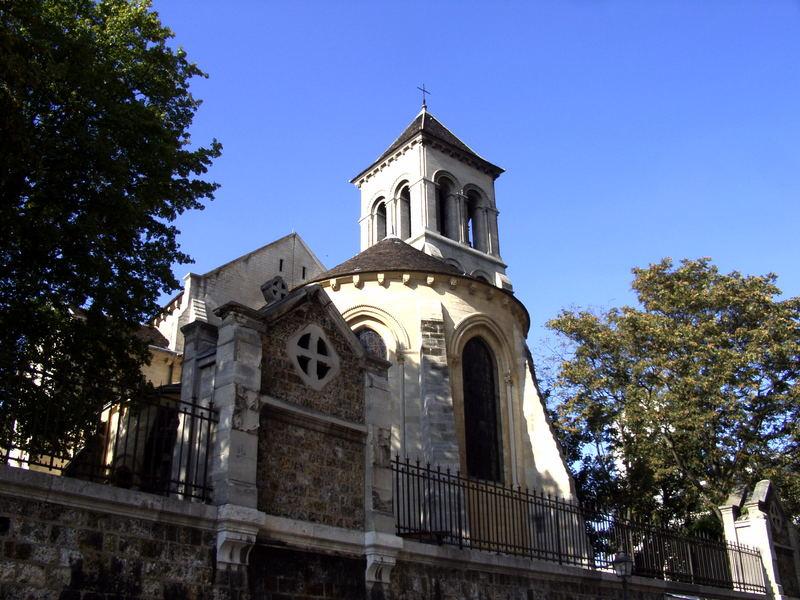 Saint Pierre de Montmartre (2)
