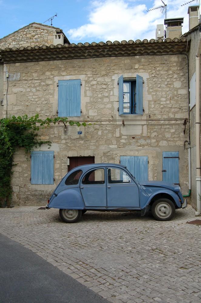 Saint Rémy, le souci du détail