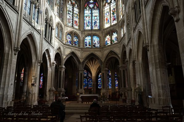 Saint Severint Altar.