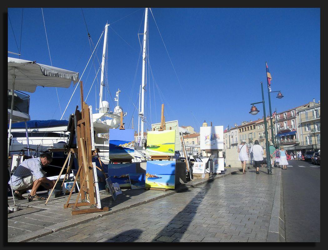 Saint-Tropez....
