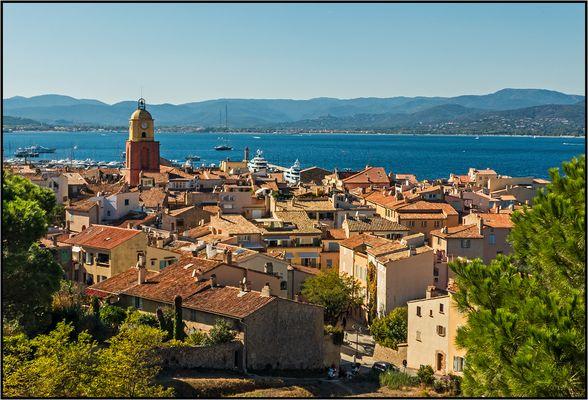Saint-Tropez | jet set village |