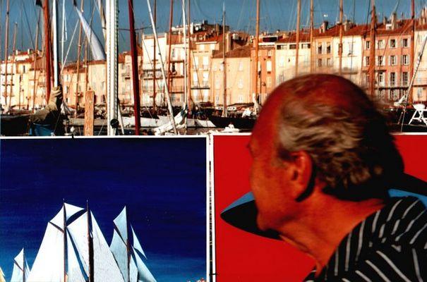 Saint-Tropez-Schau