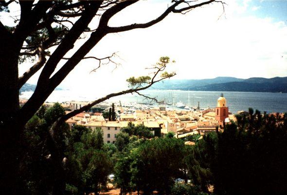 Saint Tropez (Sommer 1997)