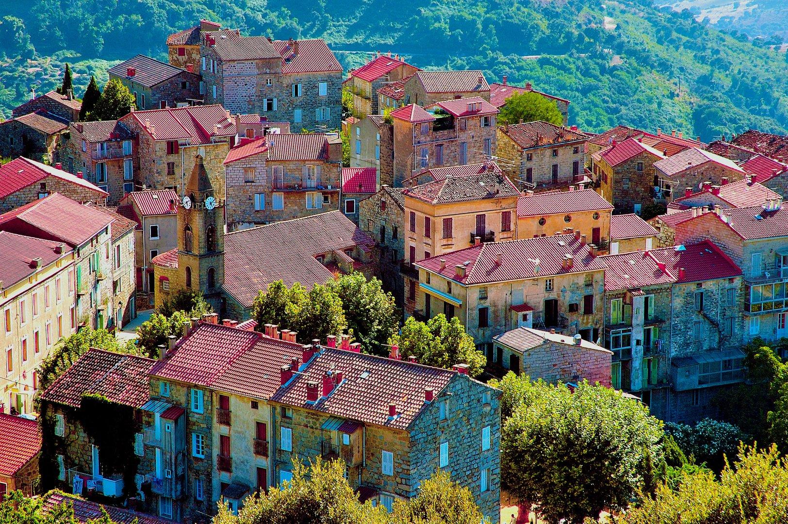 Sainte Lucie de Tallano (Corse)