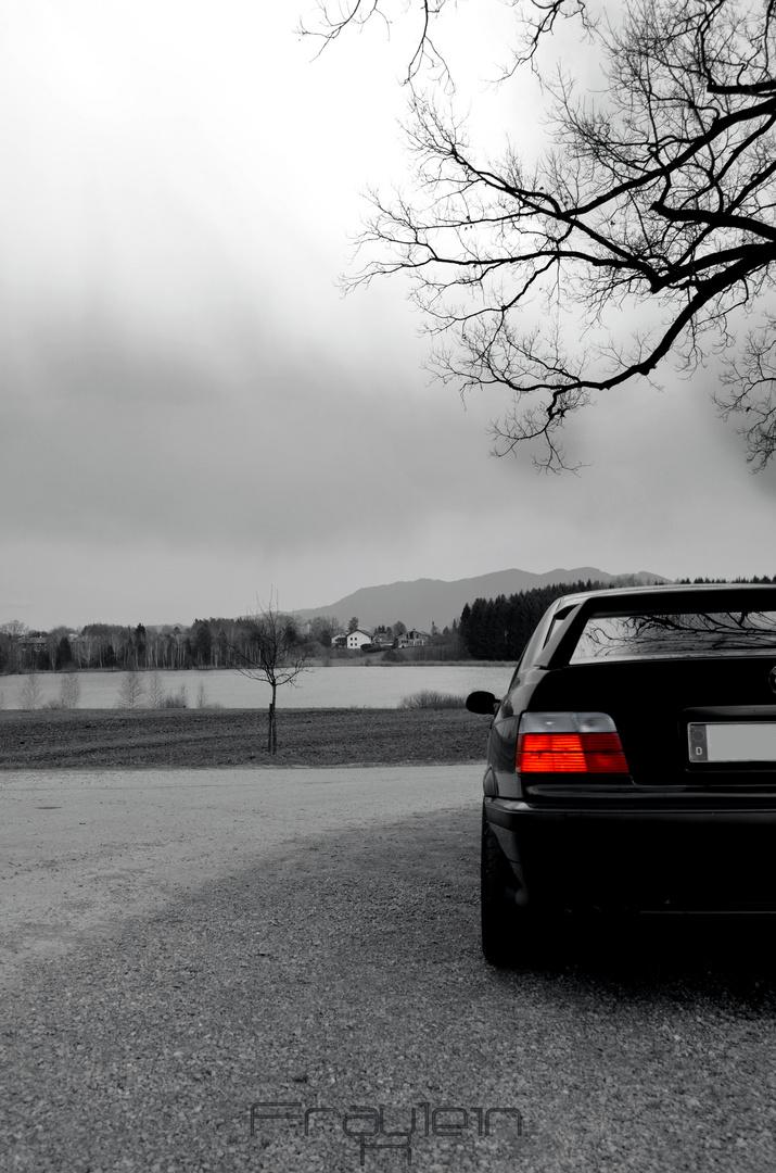 Saison Auftakt 2k12 BMW E36
