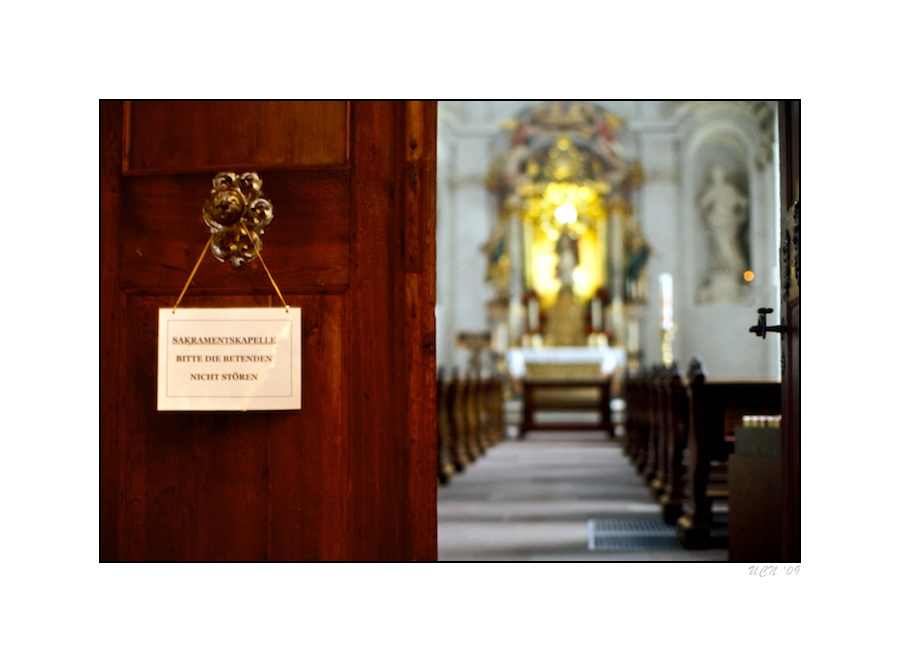 Sakramentskapelle I