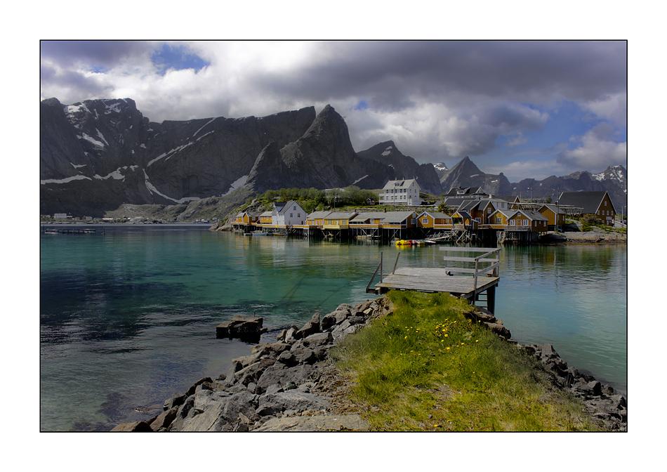 Sakrisøy / Lofoten