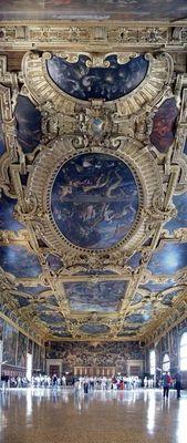 Sala del Maggior Consiglio - Palazzo Ducale