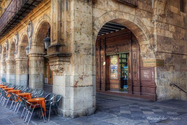 Salamanca Farmacia Urbina
