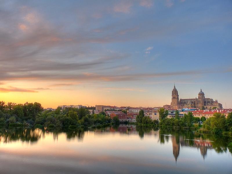 Salamanca - Kathedrale