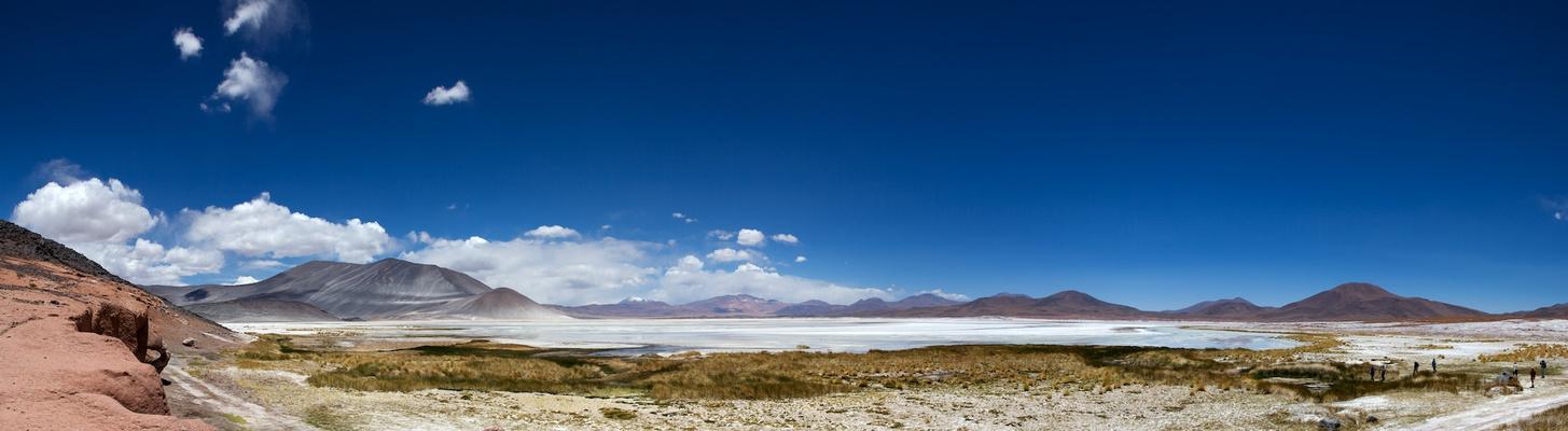 Salar de Talar, Chile, Atacama Wüste