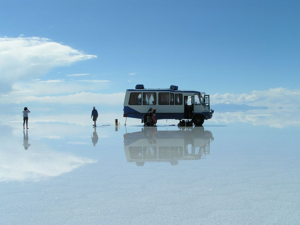 Salar de Uyuni by Miss Summertime