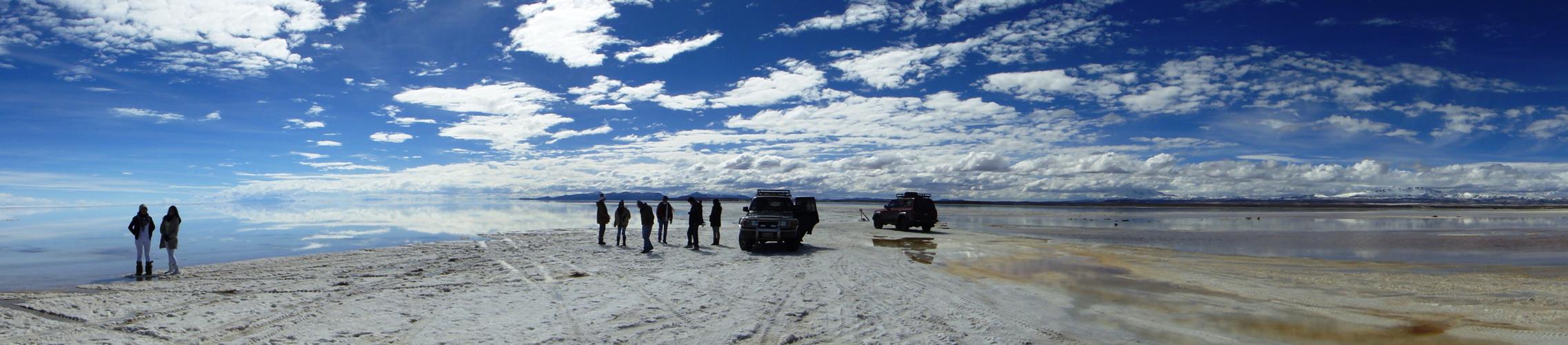 Salar de Uyuni- Potosi-Bolivia
