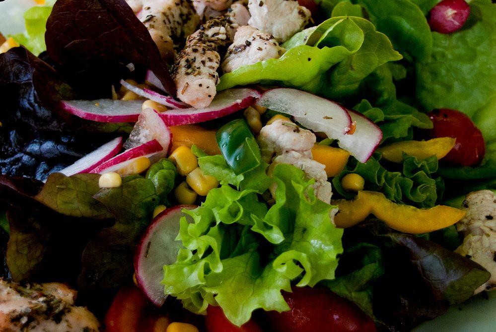 Salat von Liane Kindscher