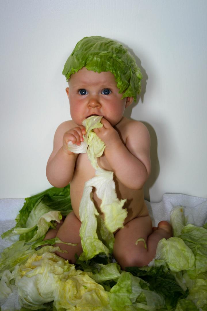 Salatblatt 3
