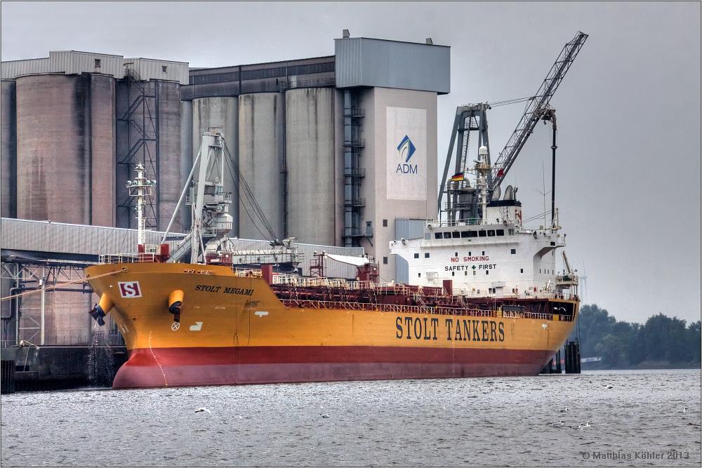 Salatöl-Tanker