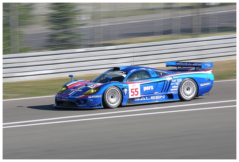 Saleen S7R LMGT1 Supersportwagen