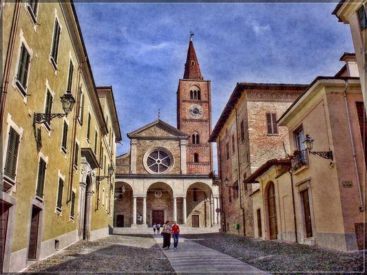 Salendo alla Cattedrale