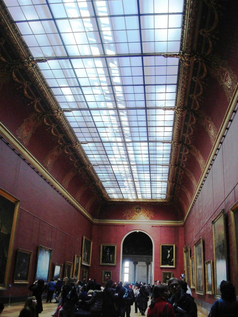 Salões de obras de arte