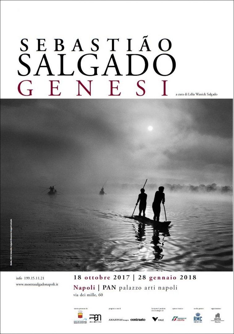 Salgado - Genesi