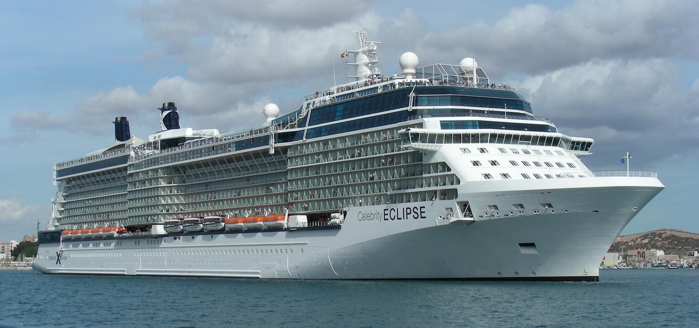 Salida del puerto de Cartagena