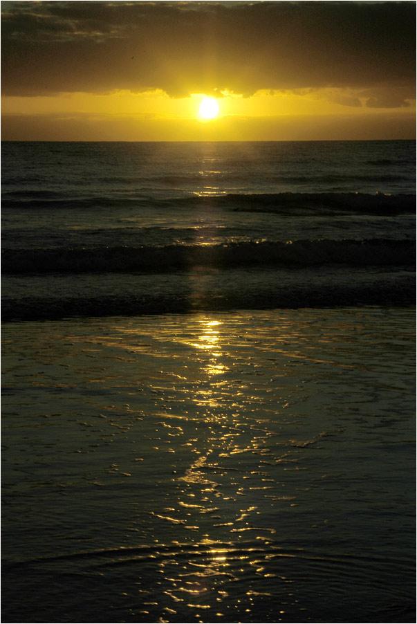 Salida del Sol ...