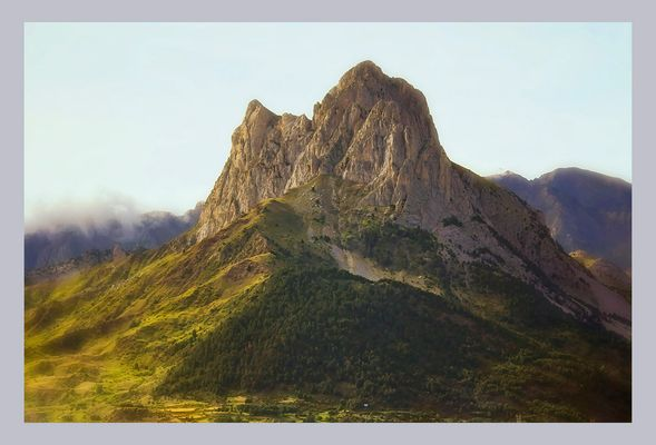 Salient de Gallego - Aragon - Espagne