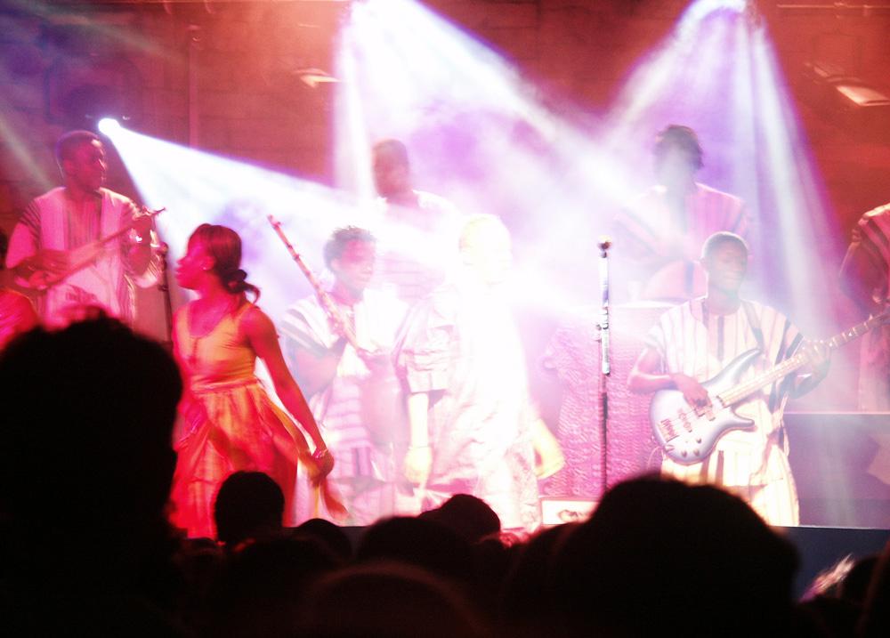 Salif Keita in concert 1
