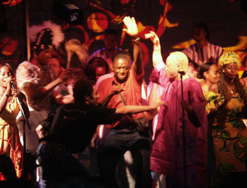 Salif Keita in concert 2
